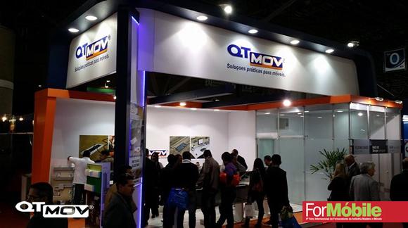 QTMov e Dutotec Formobile 2014
