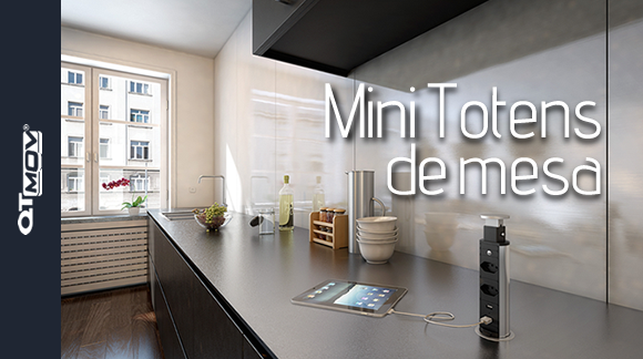 Blog Mini totem
